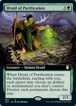 Druid of Purification