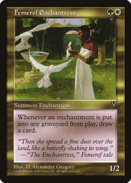 Femeref Enchantress