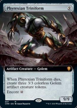 Phyrexian Triniform