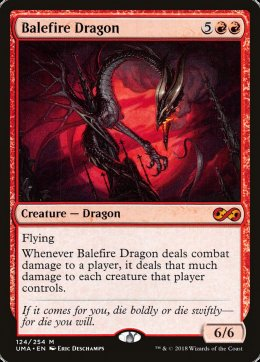 Balefire Dragon