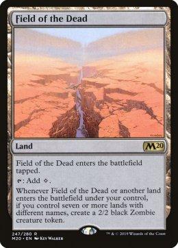 Field of the Dead