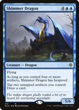 Shimmer Dragon