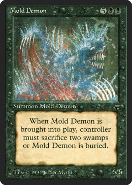 Mold Demon
