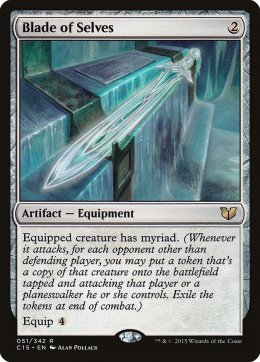 Blade of Selves