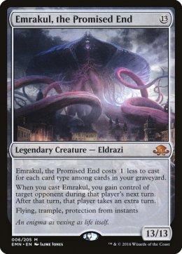 Emrakul, the Promised End