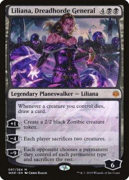 Liliana, Dreadhorde General