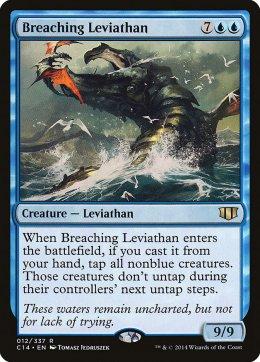 Breaching Leviathan