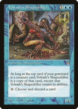 Volrath's Shapeshifter