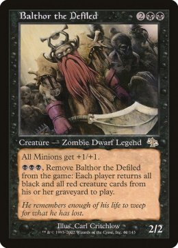Balthor the Defiled