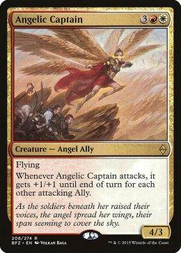 Angelic Captain
