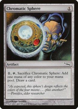 Chromatic Sphere